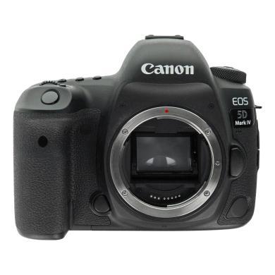 Canon EOS 5D Mark IV Schwarz - neu
