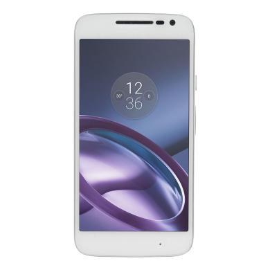 Lenovo Moto G4 Play Dual-Sim 16GB weiß - neu