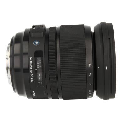 Sigma 24-105mm 1:4.0 Art AF DG HSM für Sony A Schwarz - neu