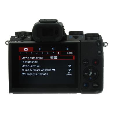 Canon EOS M5 Schwarz - neu