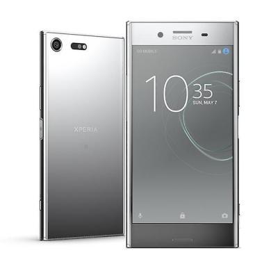Sony Xperia XZ Premium 64 GB Chrome - neu