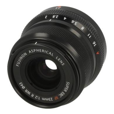 Fujifilm 23mm 1:2.0 XF R WR noir - Neuf