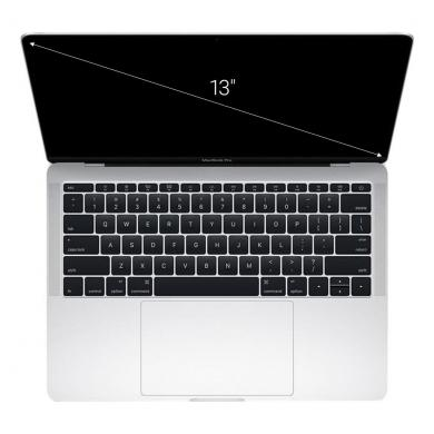 "Apple MacBook Pro 2017 13"" (QWERTZ) Intel Core i5 2,3 GHz 128 GB SSD 8 GB plata - buen estado"