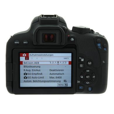 Canon EOS 800D noir - Neuf