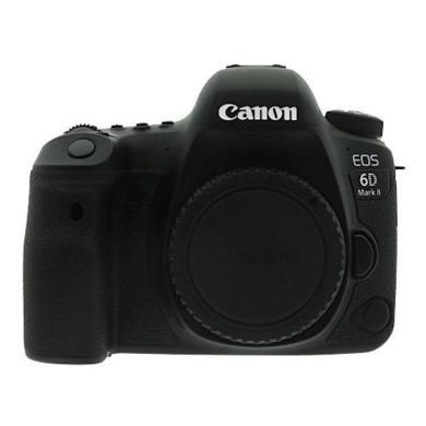 Canon EOS 6D Mark II schwarz - neu
