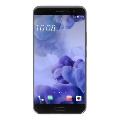 HTC U11 Dual-Sim 64 GB Schwarz - neu