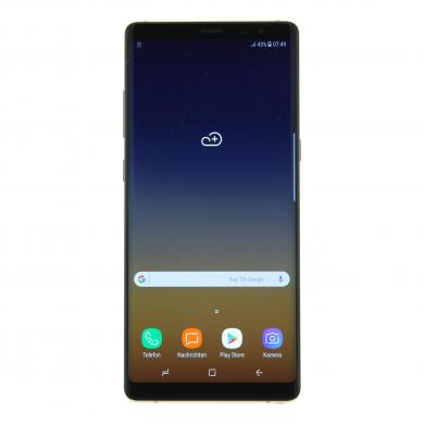 Samsung Galaxy Note 8 64 GB Oro - buen estado