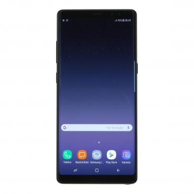 Samsung Galaxy Note 8 Duos 64GB negro - buen estado
