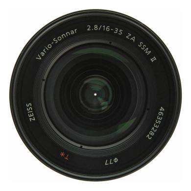 Sony 16-35mm 1:2.8 ZA SSM II (SAL1635Z2) negro - nuevo