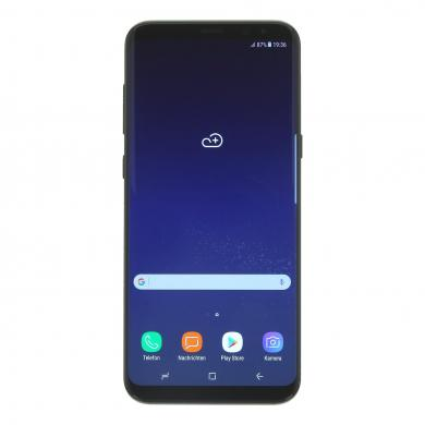 Samsung Galaxy S8+ Duos G955FD 64Go noir carbone - Neuf