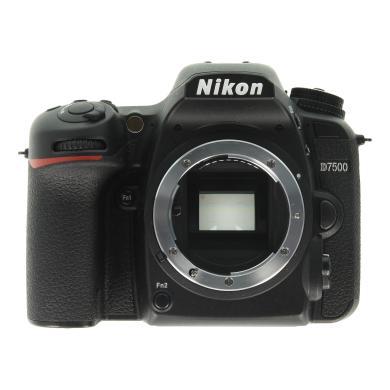 Nikon D7500 negro - nuevo