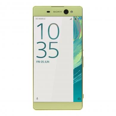 Sony Xperia XA Ultra 16GB lime gold - sehr gut