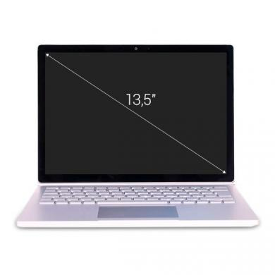 "Microsoft Surface Book 2 13.5"" 1,90 GHz i7 256 GB SSD 8 GB silber - gut"