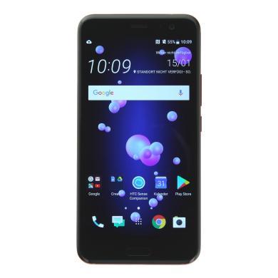 HTC U11 64GB solar red - neu