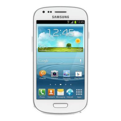 Samsung Galaxy S3 Mini i8190 8GB blanco - nuevo