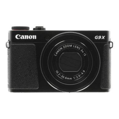 Canon PowerShot G9 X Mark II schwarz - neu