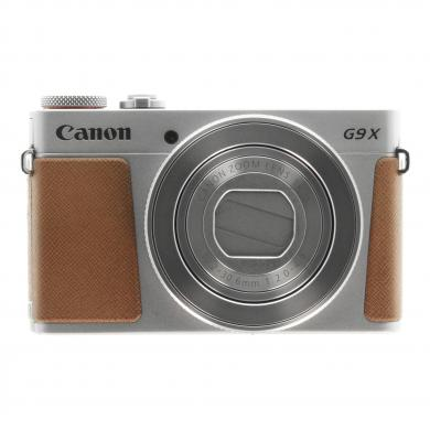 Canon PowerShot G9 X Mark II silber - gut