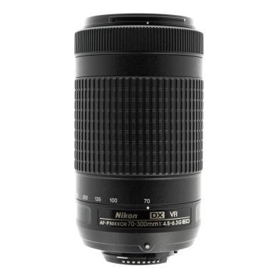 Nikon 70-300mm 1:4.5-6.3G AF-P VR DX ED schwarz - neu