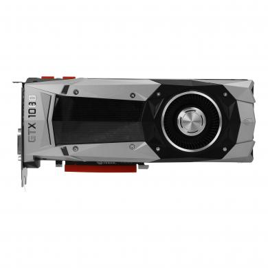 MSI GeForce GTX 1080 Founders Edition (V801-1289R) plata - nuevo
