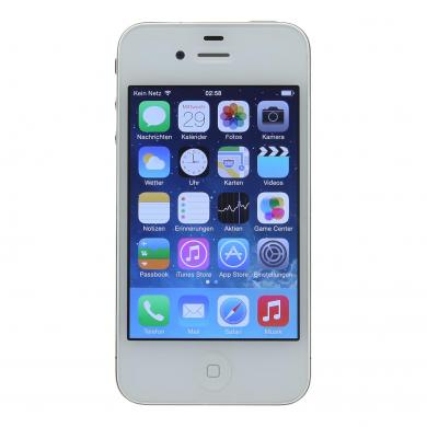 Apple iPhone 4 (A1332) 16 GB Weiss - sehr gut