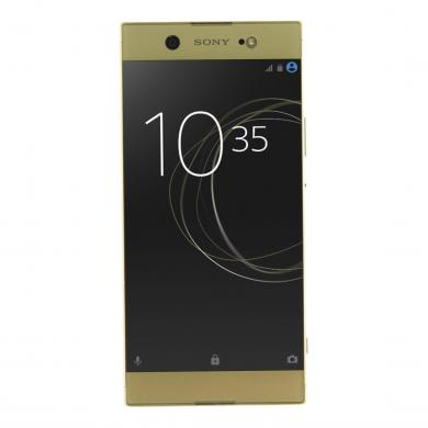 Sony Xperia XA1 Ultra 32GB gold - sehr gut