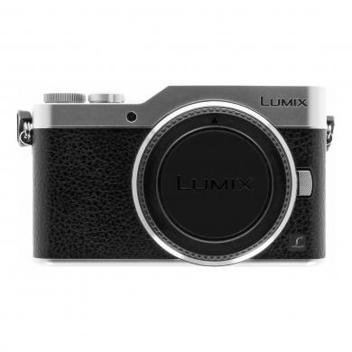 Panasonic Lumix DC-GX800 (nur Gehäuse) silber - neu