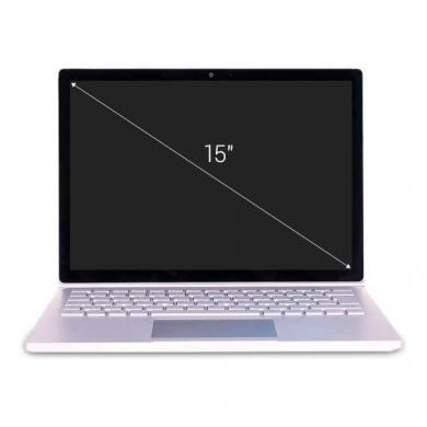"Microsoft Surface Book 2 15"" 4,20 GHz i7 256 GB SSD 16 GB silber - gut"