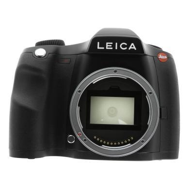 Leica S (Typ 006) schwarz - neu