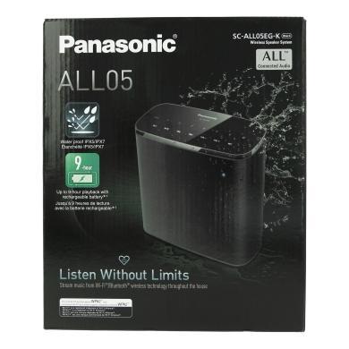 Panasonic SC-ALL05 schwarz - neu