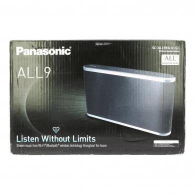 Panasonic SC-ALL9 schwarz - gut