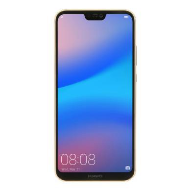 Huawei P20 lite Dual-Sim 64GB gold - neu
