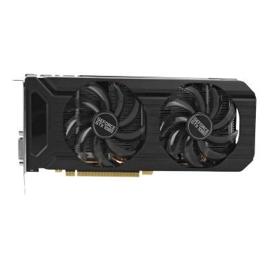 Palit GeForce GTX 1080 Dual OC (NEB1080U15P2D) negro - nuevo