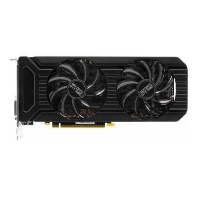 Palit GeForce GTX 1080 Dual (NEB1080015P2D) negro - nuevo
