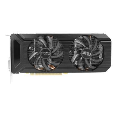Palit GeForce GTX 1070 Dual (NE51070015P2D) noir - Neuf