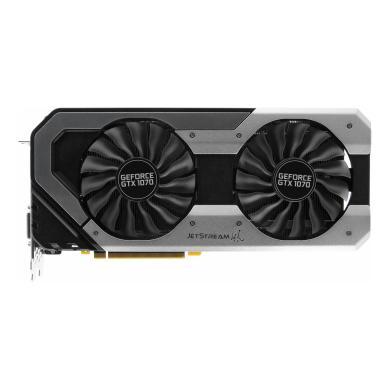 Palit GeForce GTX 1070 JetStream (NE51070015P2J) negro - nuevo