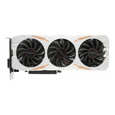 Gigabyte GeForce GTX 1080 Ti Gaming OC 11G (GV-N108TGAMING OC-11GD) wei√ü - neu