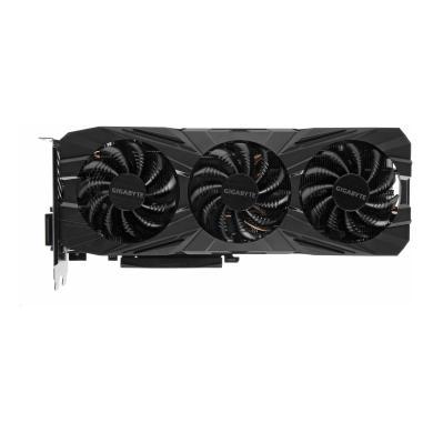 Gigabyte GeForce GTX 1080 Ti Gaming OC Black 11G (GV-N108TGAMINGOC BLACK-11GD) schwarz - neu