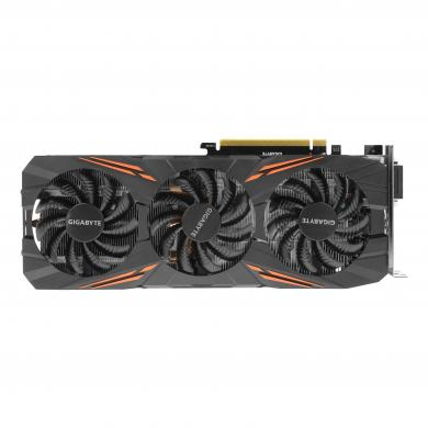 Gigabyte GeForce GTX 1080 G1 Gaming (GV-N1080G1 GAMING-8GD) schwarz - neu