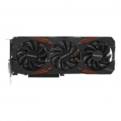 Gigabyte GeForce GTX 1070 Ti Gaming 8G (GV-N107TGAMING-8GD) schwarz - neu