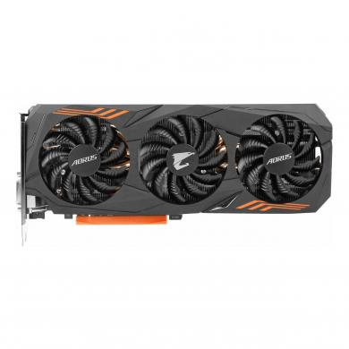 Gigabyte Aorus GeForce GTX 1070 Ti 8G, 8GB GDDR5 (GV-N107TAORUS-8GD) schwarz - neu