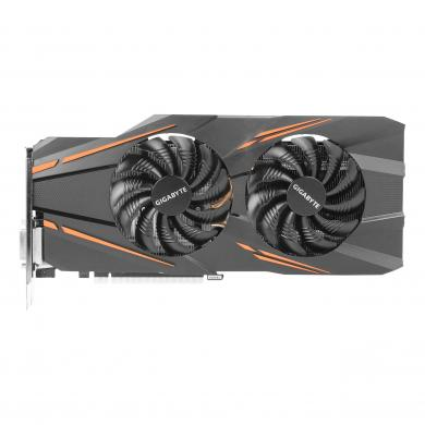 Gigabyte GeForce GTX 1070 Windforce OC (GV-N1070WF2OC-8GD) schwarz - neu