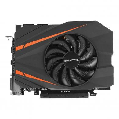 Gigabyte GeForce GTX 1070 Mini ITX (GV-N1070IX-8GD) schwarz - gut