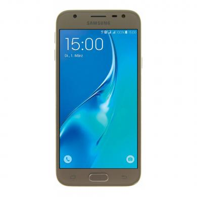 Samsung Galaxy J3 (2017) Duos J330F/DS 16GB gold - neu