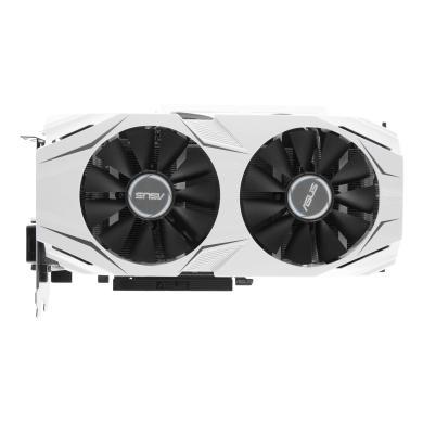 Asus Dual GeForce GTX 1060 OC (90YV09X0-M0NA00) weiß - neu