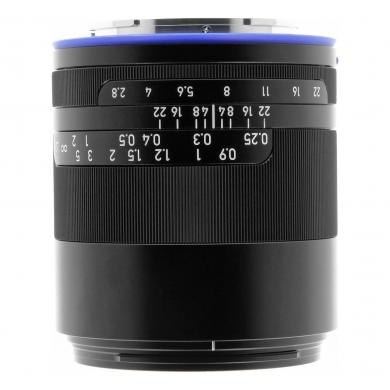 Zeiss 21mm 1:2.8 Loxia pour Sony E-Mount noir - Comme neuf