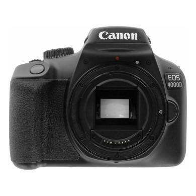 Canon EOS 4000D negro - nuevo