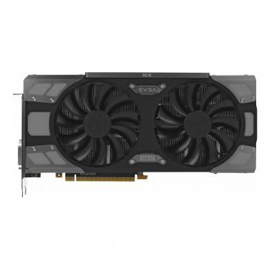 EVGA GeForce GTX 1070 FTW2 Gaming iCX (08G-P4-6676-KR) silber - gut