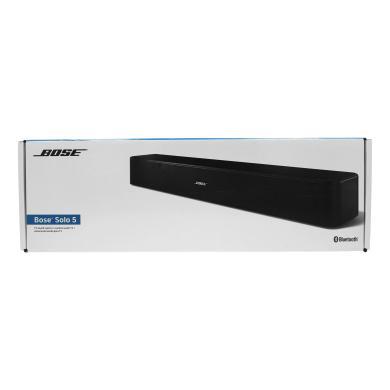 Bose Solo 5 TV sound system noir - Neuf