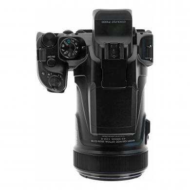 Nikon Coolpix P1000 schwarz - neu