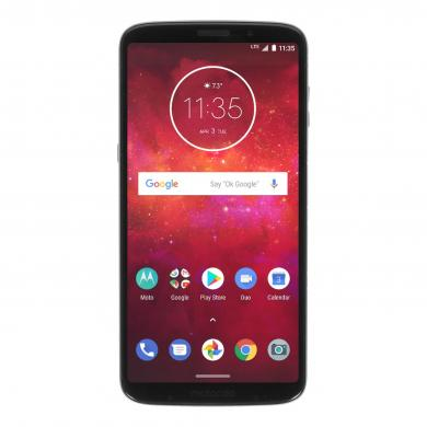 Motorola Moto Z3 Play 64GB blau - gut